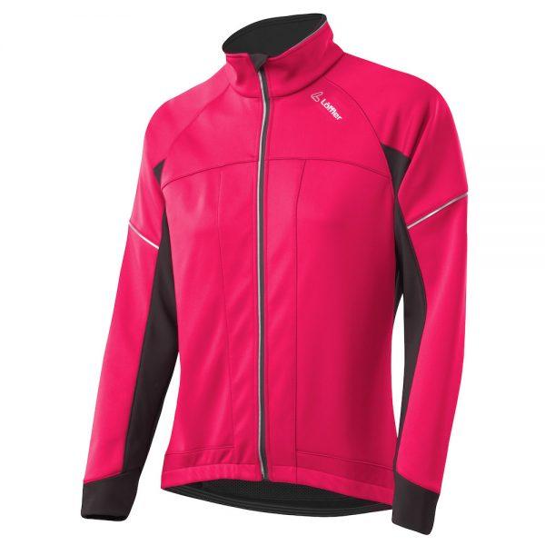 tolle Auswahl unverwechselbares Design Stufen von LÖFFLER - Damen Bike Jacke WS Softshell Warm - pink
